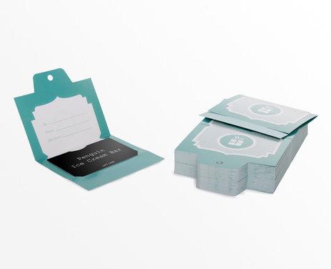 Gift Card Holder Card Gift Card Holders Aqua Gift