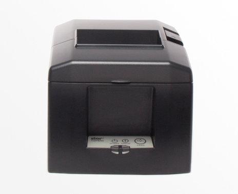 ShopKeep Refurbished Star Micronics 650II Ethernet Printer, front view