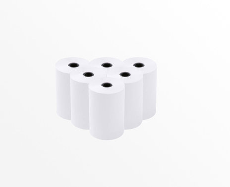 Several rolls of 2 Inch Thermal Paper