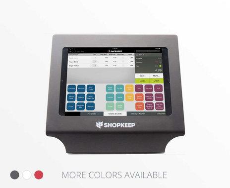 Refurbished Simplicity iPad Air Enclosure for ShopKeep, black