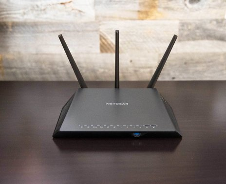 R7000 Wireless Router for ShopKeep, front view