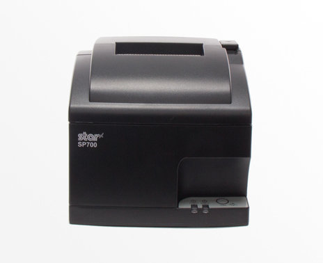 Star Micronics SP700 Ethernet Printer for ShopKeep, front view