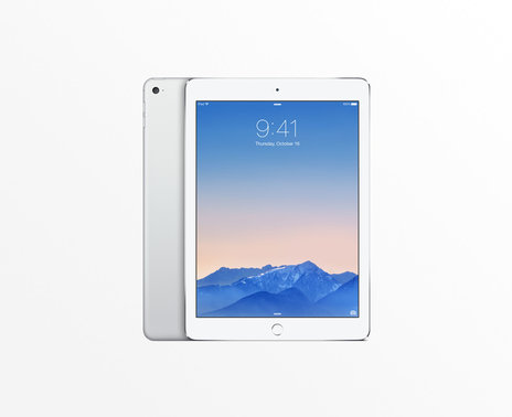 Apple iPad Air 2- WiFi - Silver
